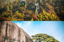 国内最佳赏秋旅行地|黄山吃喝玩乐全攻略