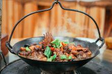 #冬日幸福感美食#暖呼呼的吊锅宴,大别山的温暖冬天