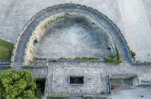 #元旦去哪玩#航拍中国保存最长的古街