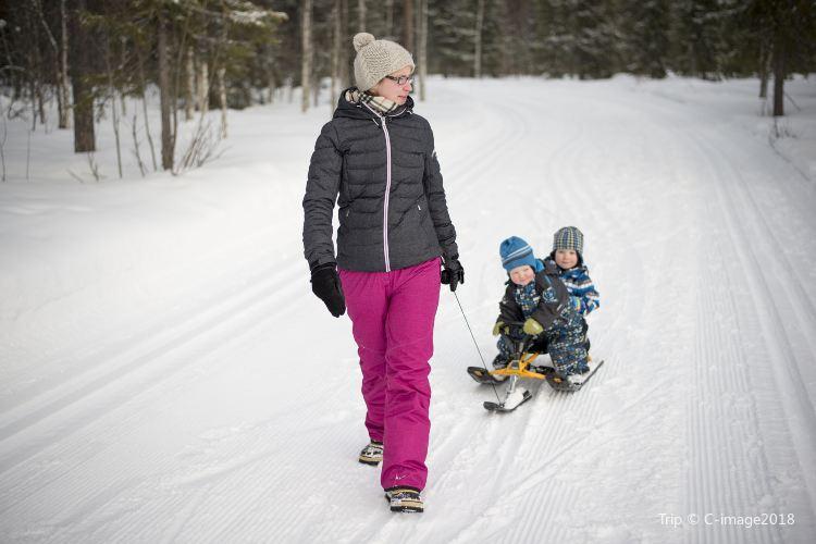類維滑雪度假中心3