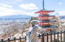 隐秘之地 | 原来最经典的富士山明信片是在这个角度拍出来的!
