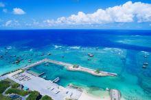 【航拍】遇见蓝色宫古岛。