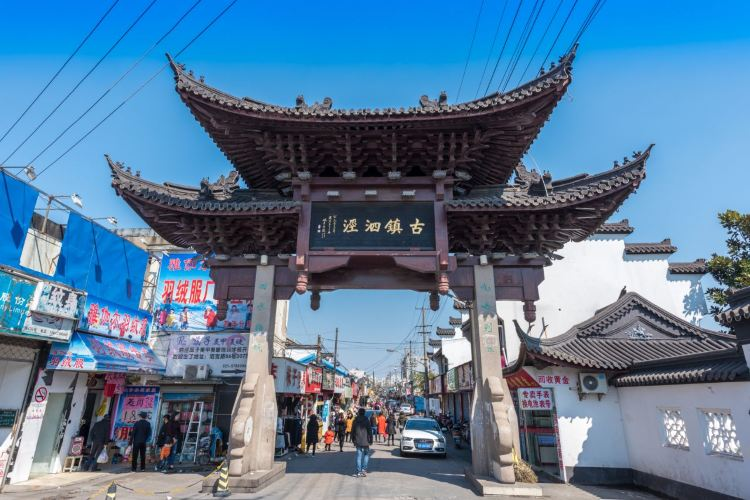 Sijing Ancient Town4