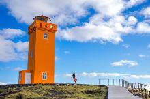 冰岛最西端胡萝卜灯塔:Svortuloft灯塔