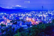 城山展望台:俯瞰鹿儿岛城市夜景最佳地