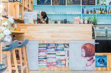 在安徽巢湖耳街,找一间咖啡店享受午后时光