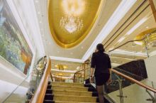 常熟裕坤国贸酒店,把艺术藏在不经意的细节里