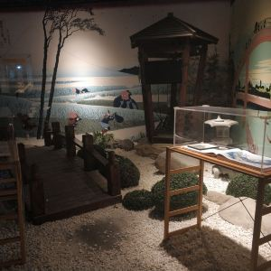 上海动漫博物馆旅游景点攻略图