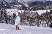 斯洛文尼亚追雪,怎么能少了你?