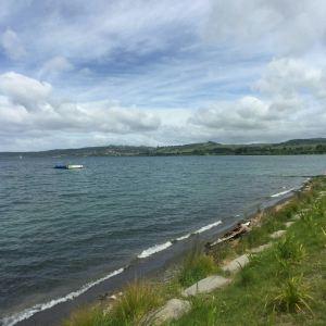 陶波湖旅游景点攻略图