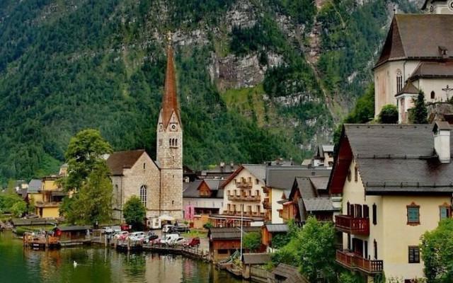 生命中不能承受之美---2016年初夏捷克奥地利自驾游攻略游记