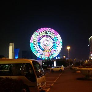 长沙摩天轮旅游景点攻略图