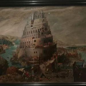 阿布扎比卢浮宫旅游景点攻略图