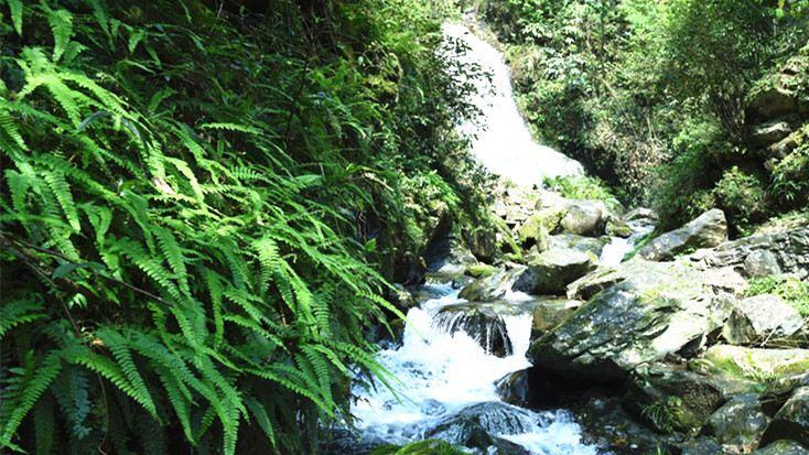 Huangshami Jingda Canyon Sceneic Area2