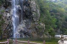 莲花峰瀑布11