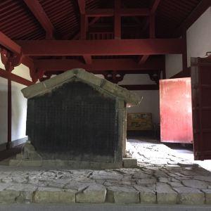 孝堂山郭氏墓旅游景点攻略图