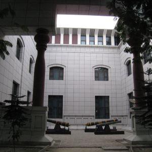 国家博物馆(新)旅游景点攻略图