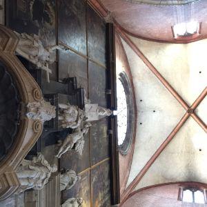 圣方济会荣耀圣母教堂旅游景点攻略图