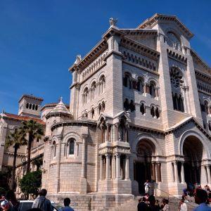 摩纳哥大教堂旅游景点攻略图