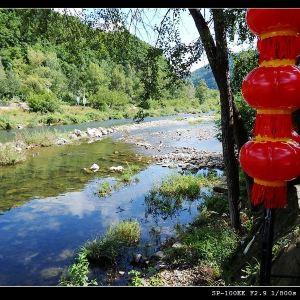 中华满族风情园旅游景点攻略图