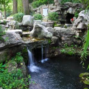圣水泉旅游景点攻略图