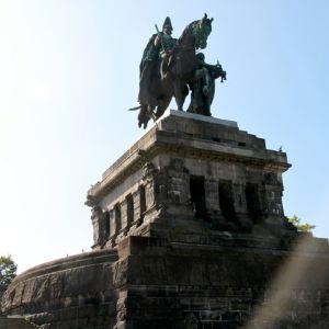德意志之角旅游景点攻略图