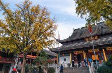 南京栖霞寺,不仅坐拥江南最美的秋天,还是中国四大名刹之一