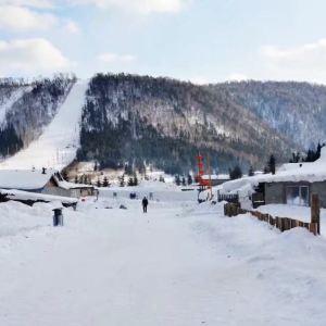 雪乡大雪谷旅游景点攻略图