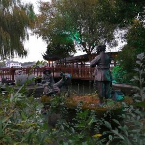 南湖秋月园旅游景点攻略图