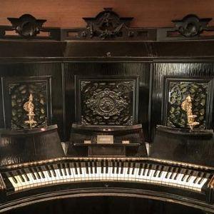 布鲁塞尔乐器博物馆旅游景点攻略图