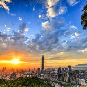 台北101景观台旅游景点攻略图