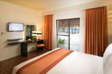 值得一去的酒店——梢帕姆邦劳度假酒店(South Palms Resort Panglao)  白沙