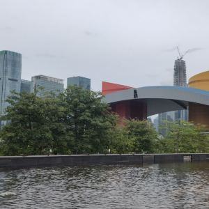 深圳博物馆旅游景点攻略图