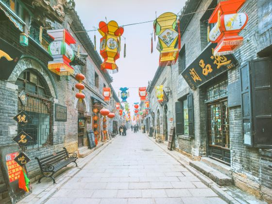 Zhoucun Ancient City