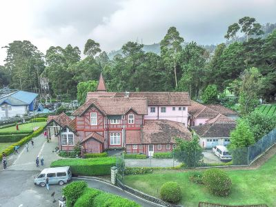 Nuwara Eliya Post Office