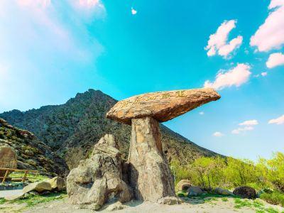 Helan Mountain Rock Painting