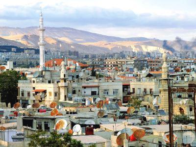 大馬士革古城