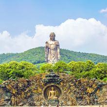 灵山景区图片