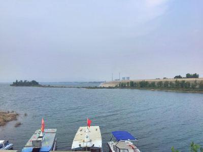鴨河口水庫