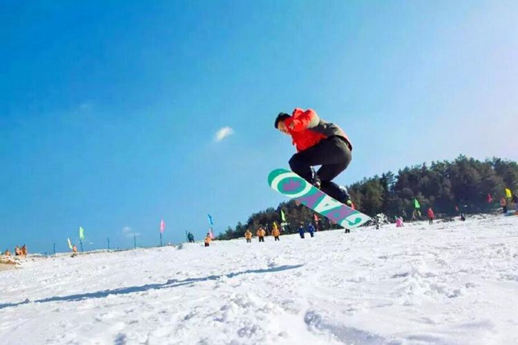 Zengjiashan Ski Resort