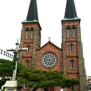 桂山天主教堂旅游景点攻略图