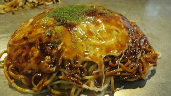 Okonomiyaki Boss