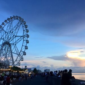 The Mall of Asia Bay Area Amusement Park旅游景点攻略图