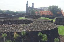 墨西哥城三种文化广场