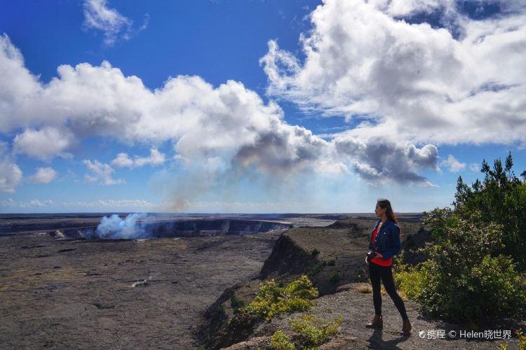 하와이 화산 국립공원3