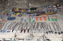传说中的马赛人的小商品市场