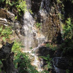 黑山大峡谷旅游景点攻略图