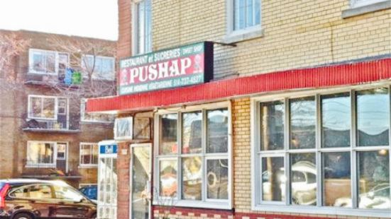 Pushap Restaurant