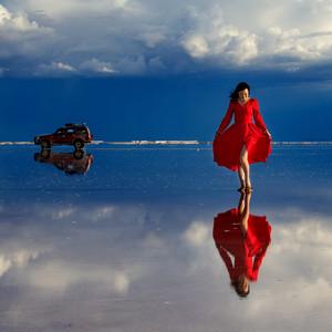 拉巴斯游记图文-玻利维亚天空之镜,美得不像话的世外桃源