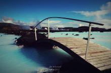 在冰岛蓝湖, 邂逅太阳雪